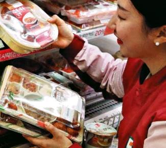 혼밥 시대… 편의점 도시락, 2년새 매출 70% 급증